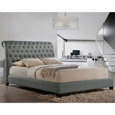 Tufted Headboard Bed Buy Tufted Headboard Platform Bed From Bed Bath Beyond