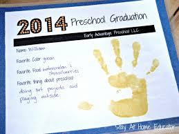 preschool graduation gift ideas preschool graduation on the cheap