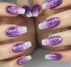 nail design 9 look book purple nail makeup and