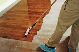 impressive wood floor refinishing hardwood floor island