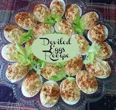 deviled eggs recipe intelligent domestications
