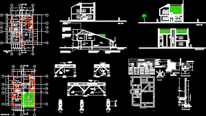 Drawing House Plans Free Download Drawing House Plans In Cad Adhome