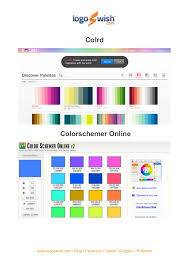 interesting and useful color scheme generators 25 tools free color tools and palette generators for inspiration