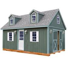 Sheds Barns And Outbuildings Best Barns Richmond 16 Ft X 32 Ft Wood Storage Building