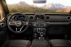 jeep dashboard 2018 jeep wrangler unveiled evolution of a legend autobics