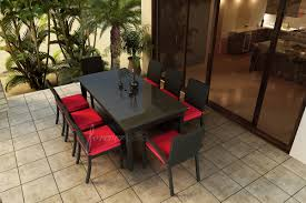9 Pc Patio Dining Set by Forever Patio Collections Barbados 9 Piece Barbados