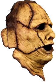 leatherface mask the chainsaw leatherface skinner mask