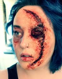 Halloween Special Effects Makeup by 35 Spooky And Creepy Makeup Looks To Try On Halloween Night