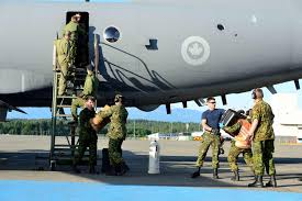 air force vehicle operations operation driftnet north pacific ocean canadian armed forces