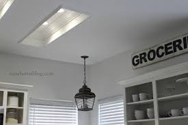 Replace Fluorescent Light Fixture In Kitchen by Susie Harris May 2014