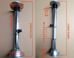rv table pedestal adjustable rv table legs and bases pedestal table maximum height is parts