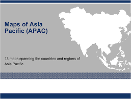 Asia Pacific Map by Powerpoint Maps Of Asia Pacific Apac Powerpoint