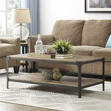 livingroom tables farmhouse rustic coffee tables birch