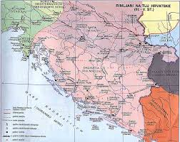 Roman Map Dalmatia Roman Province Map The Full Wiki