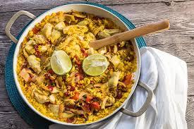 cuisine vegan vegan paella bursting with flavor delicious everyday
