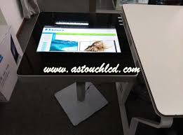 Touch Screen Coffee Table by New 21 5inch Multi Touch Screen Coffee Table Astouch Technology