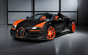 bugatti chiron wallpaper bugatti veyron front side view wallpaper car wallpapers 53524