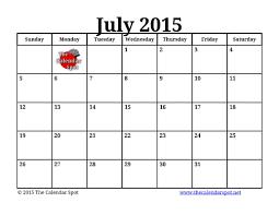 printable calendar 2015 for july printable february calendar 2015 printable calendar