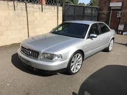 used 2003 audi s8 s8 quattro for sale in middlesex pistonheads