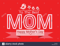 mother s day card designs happy mothers day greeting card design for your mom stock vector