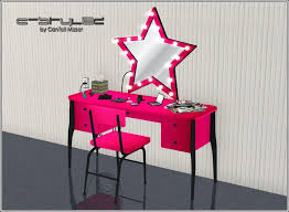 Pink Vanity Table Second Marketplace C By Cantell Mizser Vanity