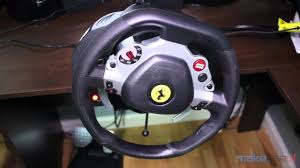 thrustmaster 458 review thrustmaster tx racing wheel 458 italia edition review