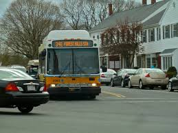 Boston Mbta Bus Map by Miles On The Mbta 34 34e Dedham Line Or Walpole Center Forest