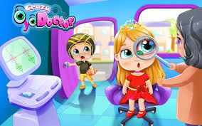 super crazy eye doctor doctor simulator games android apps on
