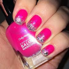 dreaming in blush review sally hansen complete salon manicure polish
