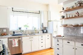 How To Make A Galley Kitchen Look Larger 10 Of The Smartest Small Kitchens We U0027ve Ever Seen Kitchn