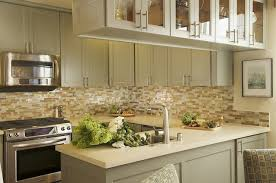 green backsplash kitchen green glass tile backsplash contemporary kitchen