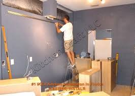 how to install kitchen cabinets kitchen decoration