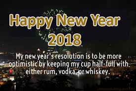 Wish Quotes Sayings 25 New Year 2018 Status Jokes And Captions To Wish With