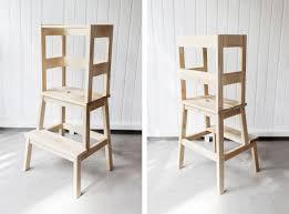 ikea step stool rroom me ikea hack toddler learning tower using a bekväm stool tutorial