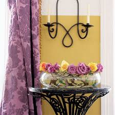 Colors That Go With Purple by 6 Modern Decorating Color Combinations Yellow Paint Color In Fall