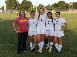 mustang soccer mustang soccer shines on senior