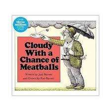 cloudy chance meatballs board judi barrett target