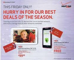 best black friday deals samsung tablet verizon u0027s black friday ad shows up with cranberry colored droid