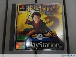 harry potter et la chambre des secrets ps1 jeu ps1 harry potter et la chambre des secrets 88 a vendre