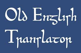 Words With Light In Them Old English Translator