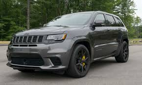 trackhawk jeep engine 2018 jeep grand cherokee trackhawk first drive review autonxt