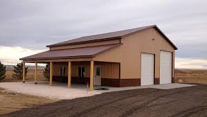 Metal Pole Barns Fort Collins Co Metal Roofing And Steel Siding By Cedar Supply