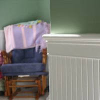 Difference Between Beadboard And Wainscoting Exellent Beadboard Wainscoting Baseboards And Chair Rail L