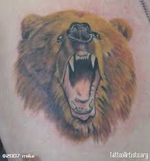 bear chest tattoo artists org
