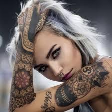 calendar 2018 meet our tattoo models tattoo life