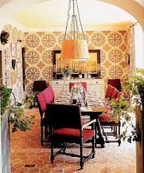 Best Spanish Dining Room Ideas Images On Pinterest Spanish - Dining room spanish