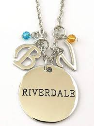 new necklace charms images New horizons production riverdale tv series themed jpg