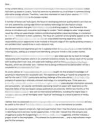 how to write an excellent resume and cover letter chronological in