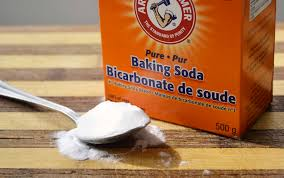 things you can clean with baking soda all created