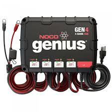 noco 4 bank 40a on board battery charger gen4